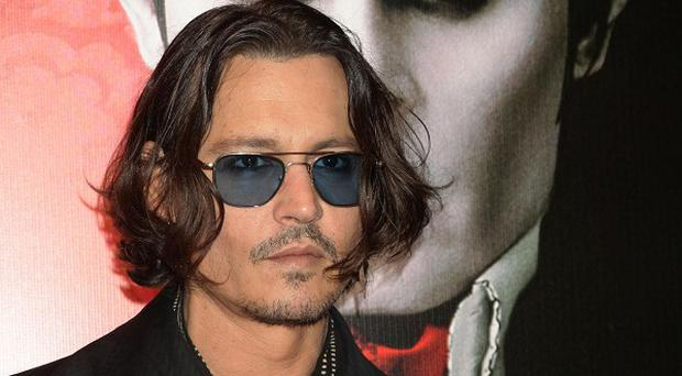 Johnny Depp finds it hard to leave his characters behind
