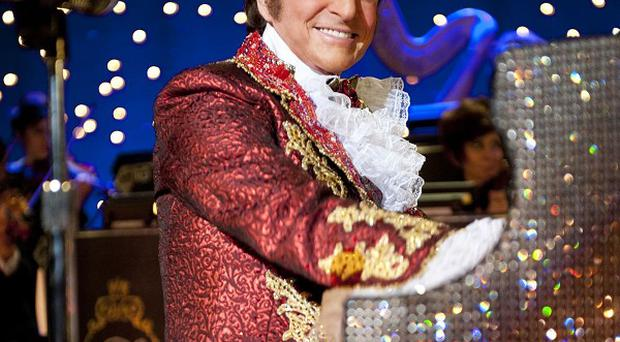 Michael Douglas didn't learn to play the piano for his Liberace role