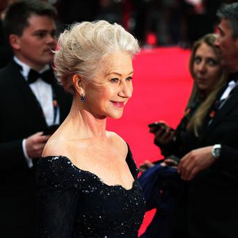 Dame Helen Mirren is off to the Shanghai film festival