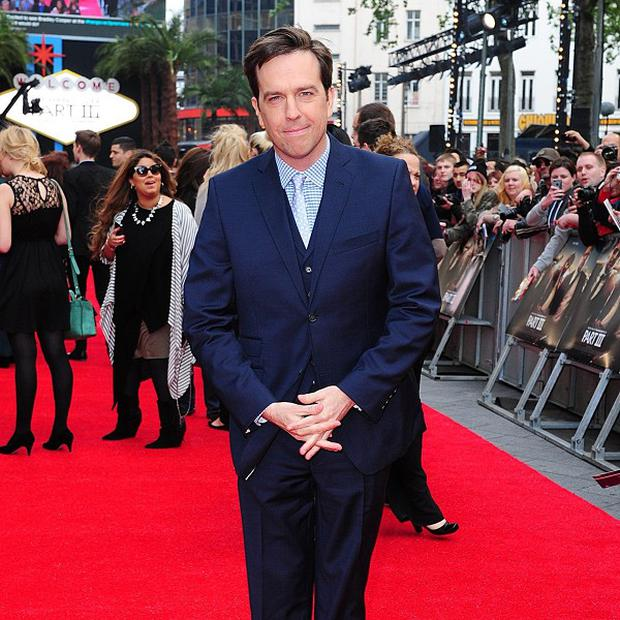 Ed Helms is joining the cast of Stretch