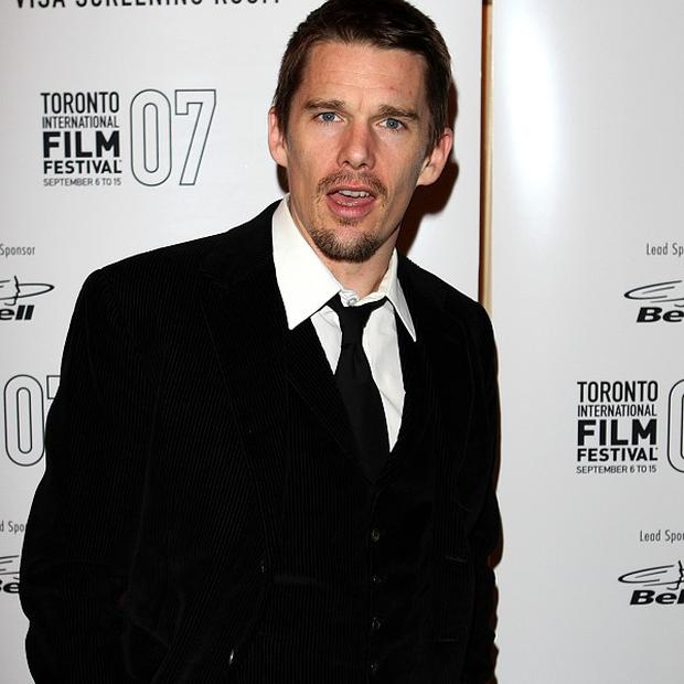 Ethan Hawke stars in The Purge, which has been a box office success in the US