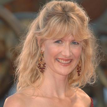 Laura Dern has joined the cast of Strings