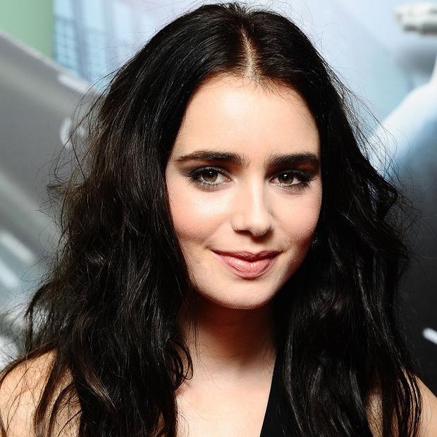 Lily Collins stars in indie film Stuck In Love