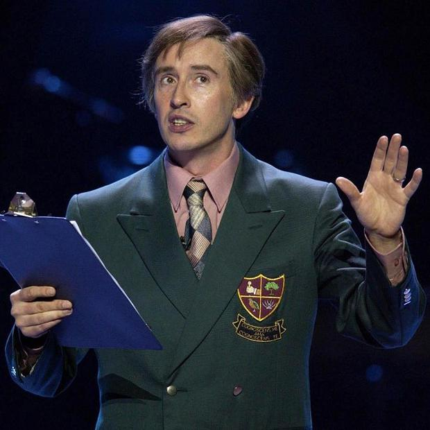 Steve Coogan is bringing Alan Partridge to the big screen