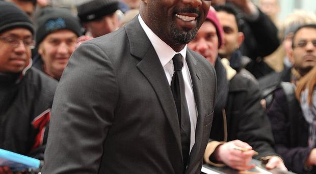 Idris Elba is reportedly in talks for a role in Gunman
