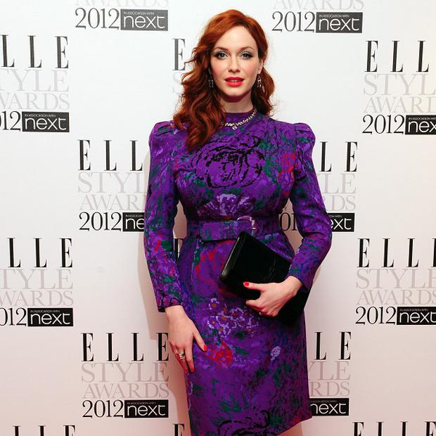 Christina Hendricks is being linked to Measure of A Man
