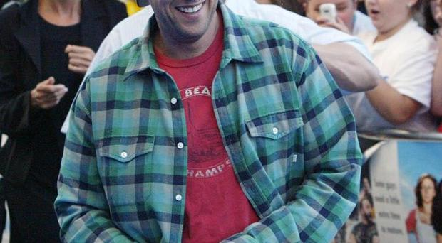 Adam Sandler is set to star in Hello Ghost