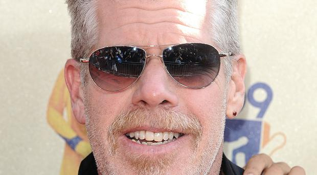 Ron Perlman stars in Pacific Rim