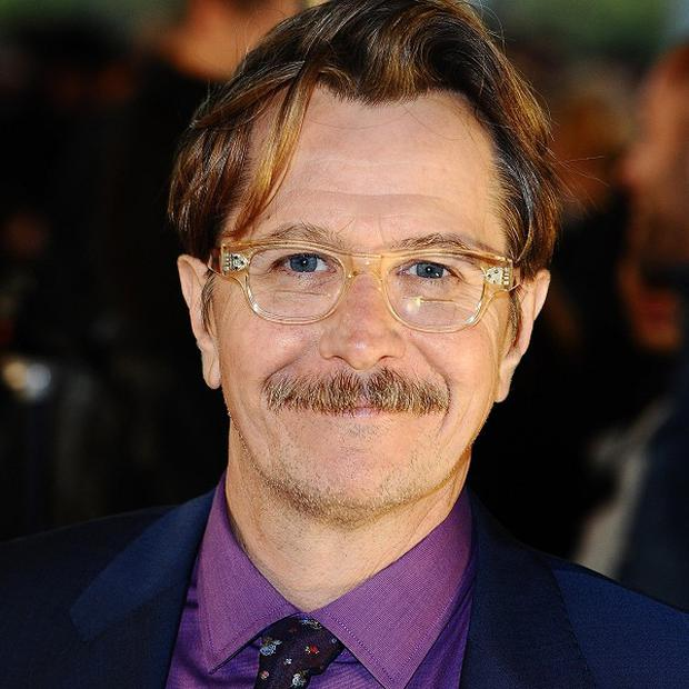 Gary Oldman looks set to direct new film Flying Horse