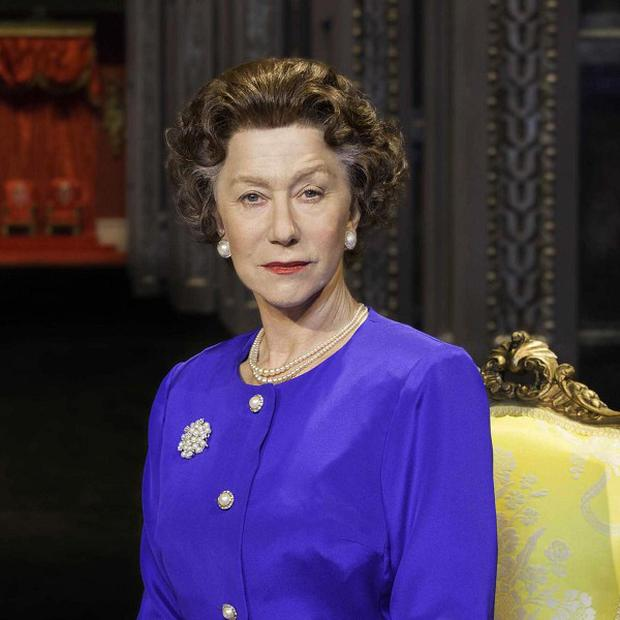 Helen Mirren as the Queen in Peter Morgan's play The Audience (AP)