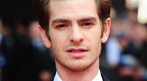 Andrew Garfield is Peter Parker in The Amazing Spider-Man movies