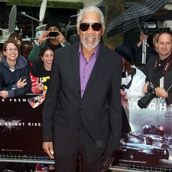 Morgan Freeman is in talks to play a professor in new thriller Lucy