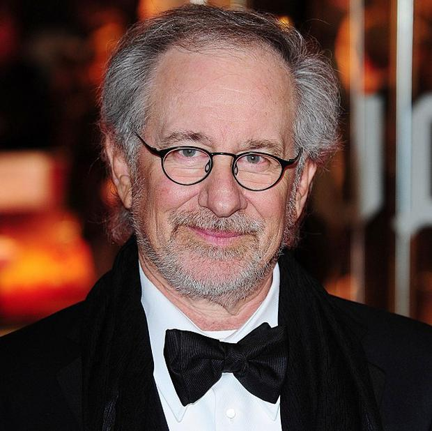 Steven Spielberg is working on the Jurassic Park 4 script