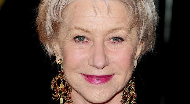 Dame Helen Mirren didn't want to see any random killings in her latest action movie