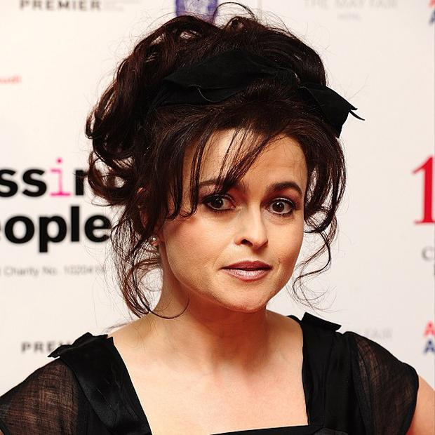 Helena Bonham-Carter is being linked to a role in the Cinderella movie