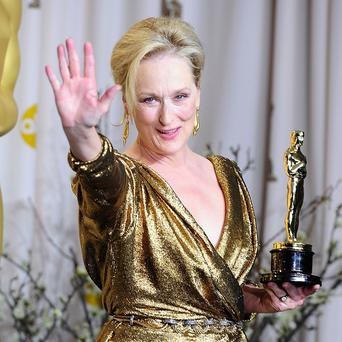 Meryl Streep's new movie will now open at Christmas