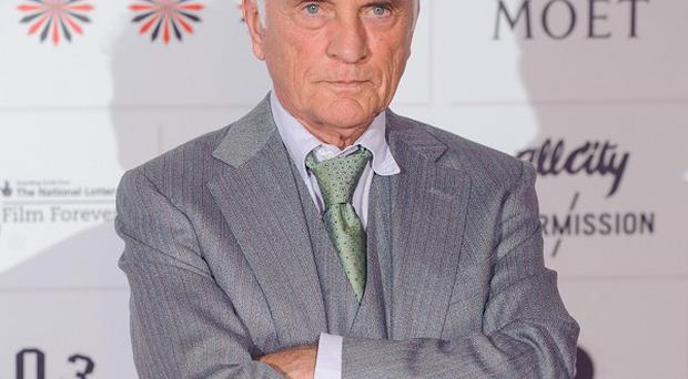 Terence Stamp picked up some advice from Laurence Olivier