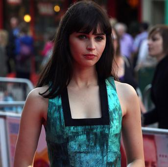 Felicity Jones says her Spider-Man role is top secret