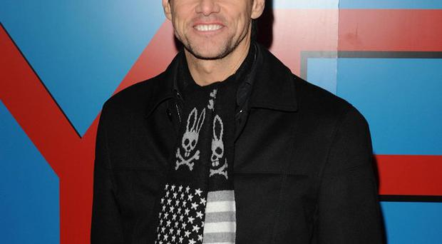 Jim Carrey said in retrospect, he was concerned about the level of violence in Kick-Ass 2
