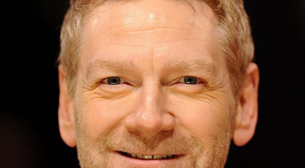 Sir Kenneth Branagh is directed the new film version of Cinderella