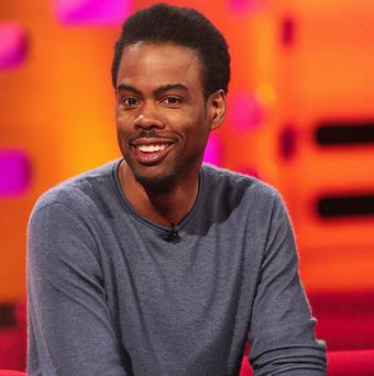 Chris Rock is the writer, director and star of new comedy Finally Famous
