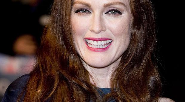 Julianne Moore is being linked to a role in the third Hunger Games film