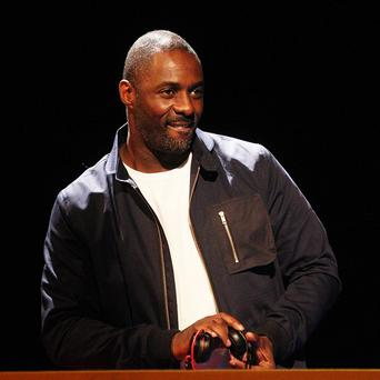 Idris Elba said he's learned a lot working on Pacific Rim