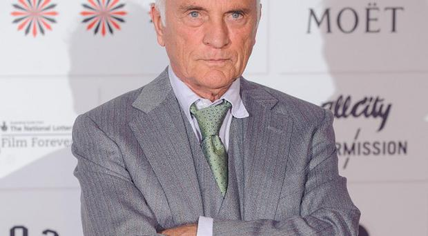 Terence Stamp has joined Amy Adams and Christoph Waltz in Big Eyes