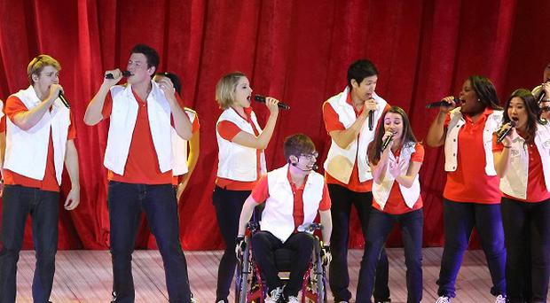 Glee is storming ahead in the Teen Choice Awards nominations