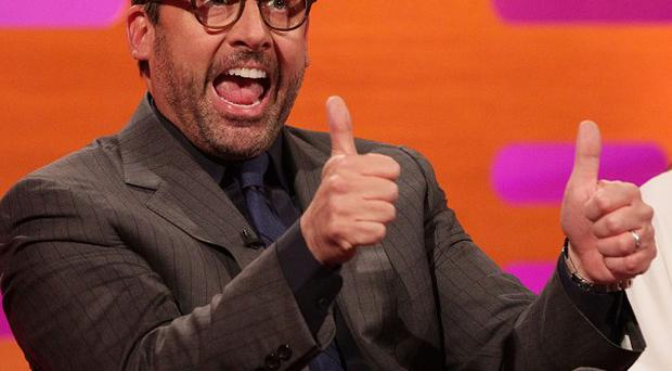 Steve Carell returns as the voice of super-villain Gru in Despicable Me 2