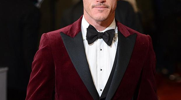 Luke Evans stars in the remake of The Crow
