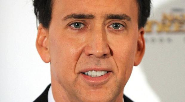 Nicolas Cage is in talks for Lost Melody