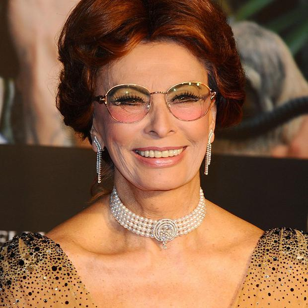 Sophia Loren will star in her son's film