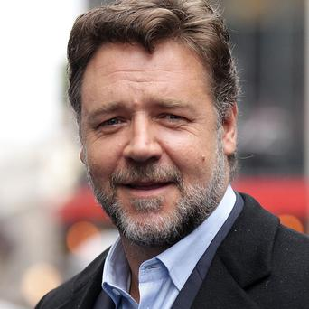 Russell Crowe is up for more Man Of Steel