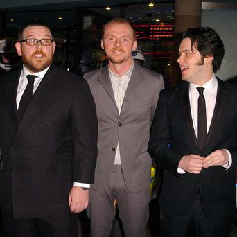 Nick Frost, Simon Pegg and Edgar Wright have teamed up again for The World's End