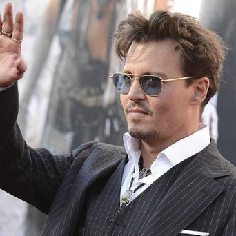 Johnny Depp is said to be in talks for Mortdecai