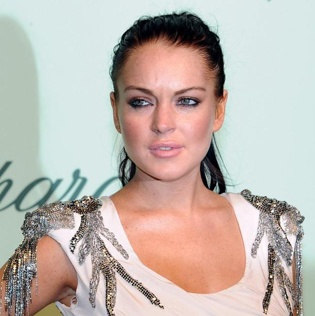 Lindsay Lohan stars in Paul Schrader's film The Canyons