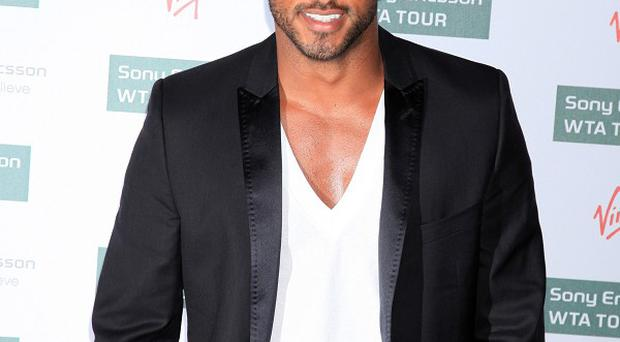 Ricky Whittle got to kiss Jane Seymour in Austenland