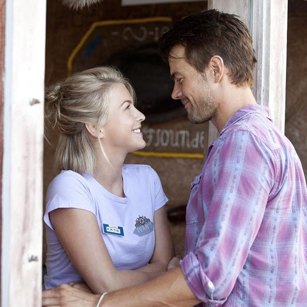 Julianne Hough and Josh Duhamel had 'great chemistry' in Safe Haven