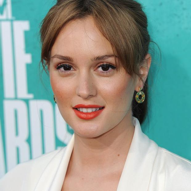 Leighton Meester's schedule means she will not have a role in the Veronica Mars film