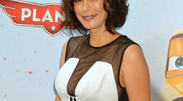 Teri Hatcher is keen to be part of a Desperate Housewives movie