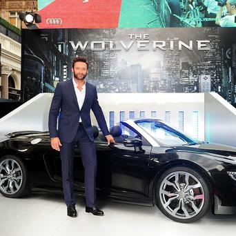 Hugh Jackman loves playing Wolverine