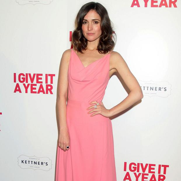 Rose Byrne is being linked to Annie
