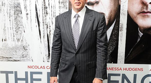 Nicolas Cage says he isn't a fan of violence