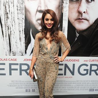 Vanessa Hudgens enjoyed the challenge of her new film The Frozen Ground