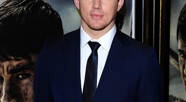 Channing Tatum has joined the Lego movie cast