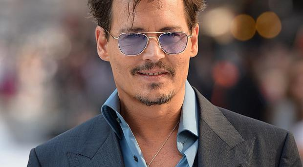 Johnny Depp has said his kids are his greatest achievement
