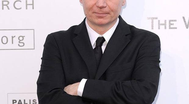 Mike Myers has taken to the director's chair for the first time