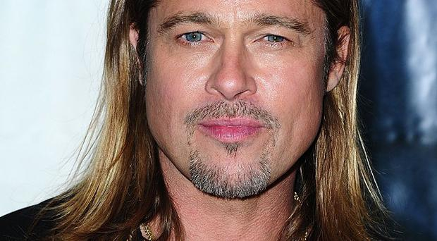 Brad Pitt is reportedly learning how to drive a tank for Fury
