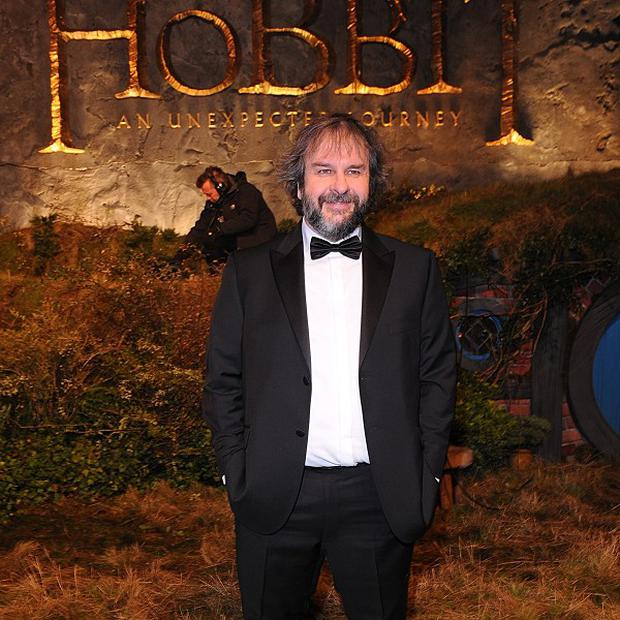 Peter Jackson did a live blog to celebrate his last day on The Hobbit set